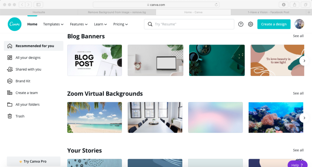 Learn about Canva.com