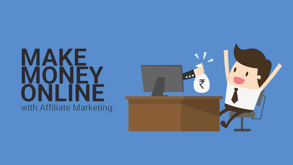 Make money with affiliate