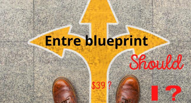 Entre Affiliate Blueprint Review